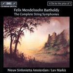Mendelssohn: Complete String Symphonies