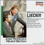 Mendelssohn: Lieder, Vol. 2