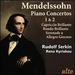 Mendelssohn: Piano Concertos 1 & 2; Capriccio Brillante; Rondo Brillante; Serenade & Allegro Giocoso