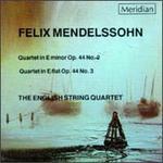 Mendelssohn: String Quartets, Op.44, Nos.2&3