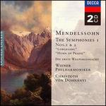 Mendelssohn: Symphonies No.1 & No.2