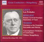 Mengelberg Conducts Liszt, Berlioz, Weber