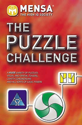 Mensa: The Puzzle Challenge - Allen, Robert, and Chatten, Dave, and Skitt, Carolyn