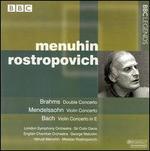 Menuhin / Rostropovich