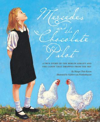 Mercedes and the Chocolate Pilot - Raven, Margot Theis