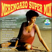 Merengazo Super Mix - Various Artists