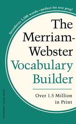 Merriam-Webster's Vocabulary Builder - Wood Cornog, Mary