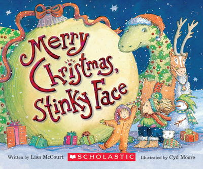 Merry Christmas, Stinky Face - McCourt, Lisa