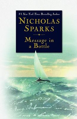 Message in a Bottle - Sparks, Nicholas