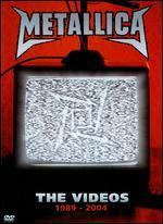 Metallica: The Videos 1989-2004