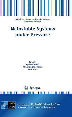 Metastable Systems Under Pressure - Rzoska, Sylwester (Editor)