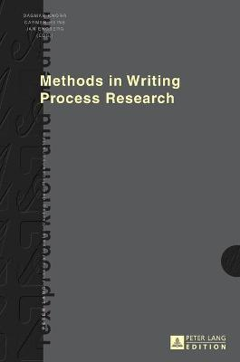 Methods in Writing Process Research - Knorr, Dagmar (Editor), and Engberg, Jan (Editor)