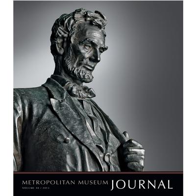 Metropolitan Museum Journal, Volume 48, 2013 - Baetjer, Katharine (Editor)