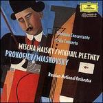 Miaskovsky: Sinfonia Concertante; Prokofiev: Cello Concerto
