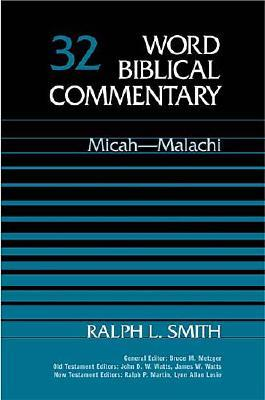 Micah-Malachi - Smith, Ralph L