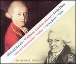Michael Haydn: 4 Duos; Mozart: 2 Duos