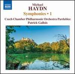 Michael Haydn: Symphonies, Vol. 1