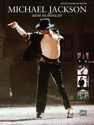 Michael Jackson Guitar Tab Anthology - Jackson, Michael