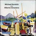 Michael Korstick Plays Alberto Ginastera