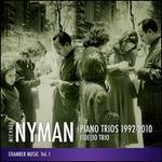 Michael Nyman: Piano Trios, 1992-2010