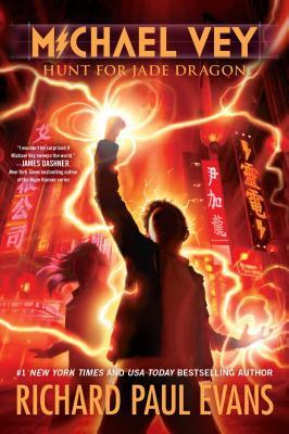 Michael Vey 4: Hunt for Jade Dragon - Evans, Richard Paul