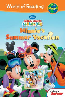 Mickey Mouse Clubhouse: Minnie's Summer Vacation - Scollon, Bill, and Ring, Susan