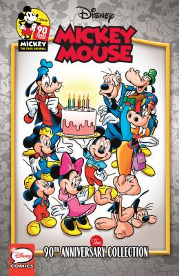 Mickey Mouse: The 90th Anniversary Collection - Gottfredson, Floyd, and Castellan, Andrea
