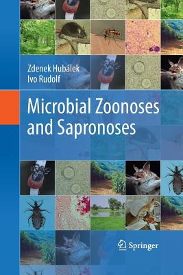 Microbial Zoonoses and Sapronoses - Hubalek, Zdenek, and Rudolf, Ivo