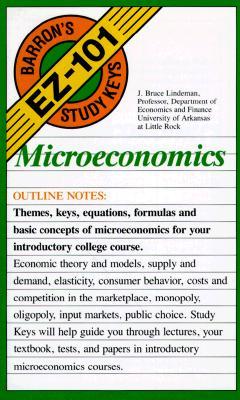 Microeconomics: Barrons Ez-101 - Lindeman, J. Bruce