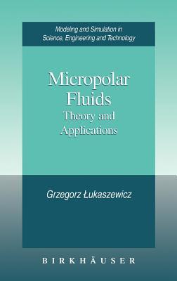 Micropolar Fluids - Lukaszewicz, Grzegorz