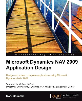 Microsoft Dynamics Nav 2009 Application Design - Brummel, Mark