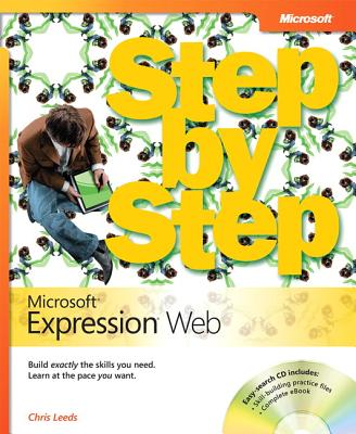 Microsoft Expression Web Step by Step - Leeds, Chris