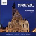Midnight at St. Etienne du Mont