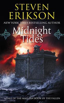Midnight Tides - Erikson, Steven