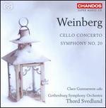 Mieczyslaw Weinberg: Cello Concerto; Symphony No. 20