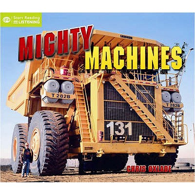 Mighty Machines - Oxlade, Chris
