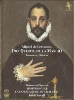 Miguel de Cervantes, Don Quijote de la Mancha: Romances y Músicas