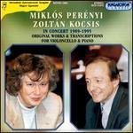 Miklös Perényi and Zoltán Kocsis in Concert