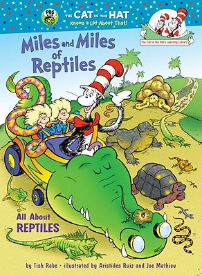 Miles and Miles of Reptiles: All about Reptiles - Rabe, Tish