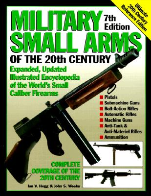 Military Small Arms of the 20th Century - Hogg, Ian