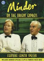 Minder on the Orient Express - Francis Megahy
