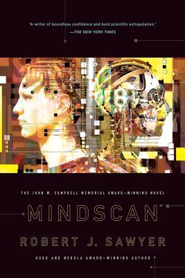 Mindscan - Sawyer, Robert J