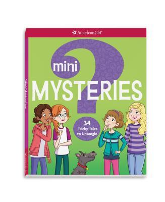 Mini Mysteries (Revised): 34 Tricky Tales to Untangle - Walton, Rick