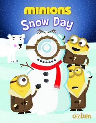 Minions Snow Day Picture Book -