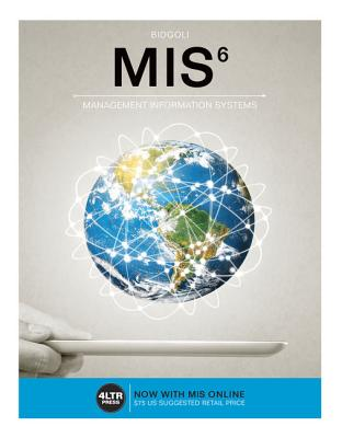 MIS (with MIS Online, 1 Term (6 Months) Printed Access Card) - Bidgoli, Hossein