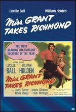 Miss Grant Takes Richmond - Lloyd Bacon