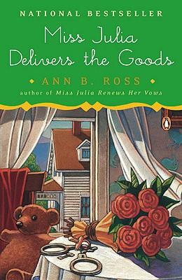 Miss Julia Delivers the Goods - Ross, Ann B