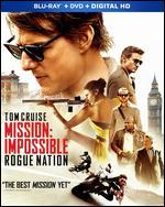 Mission: Impossible - Rogue Nation [Includes Digital Copy] [Blu-ray/DVD]