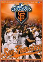 MLB: 2010 World Series Champions - San Francisco