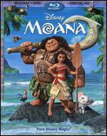 Moana [Includes Digital Copy] [Blu-ray/DVD]